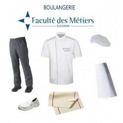 Trousseau CAP Boulangerie Fdme