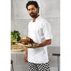 Veste de cuisine manches...