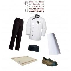 Trousseau BAC Cuisine ( à...