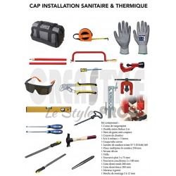 Trousseau outils CAP...
