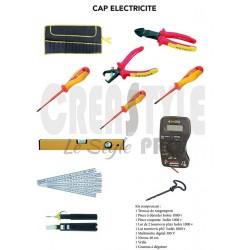 Trousseau Cap Electricité -...