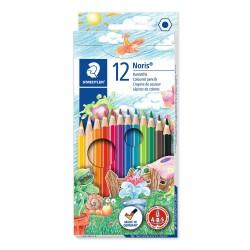 Boîte de crayon de couleur